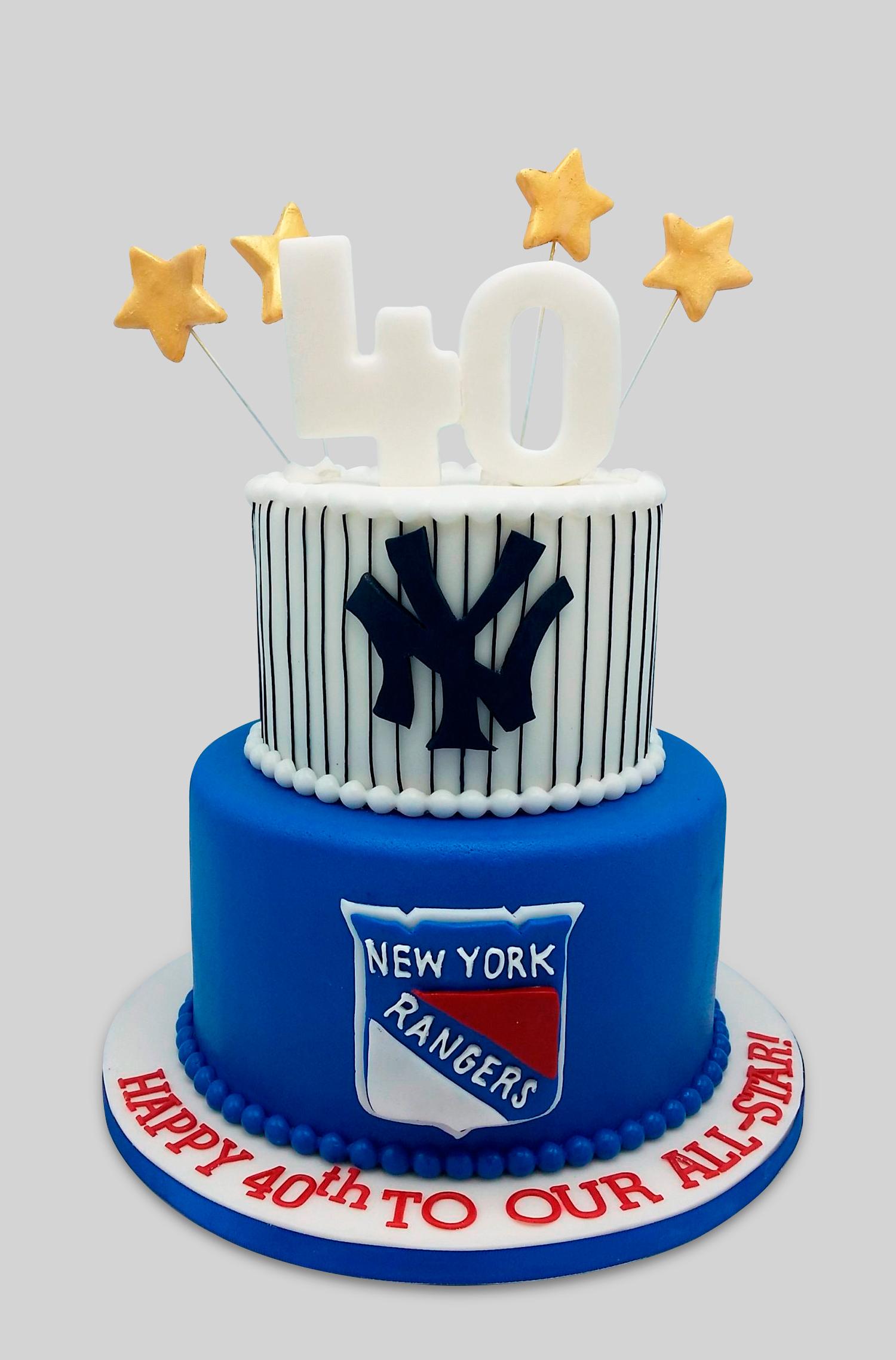 Yankees & Rangers